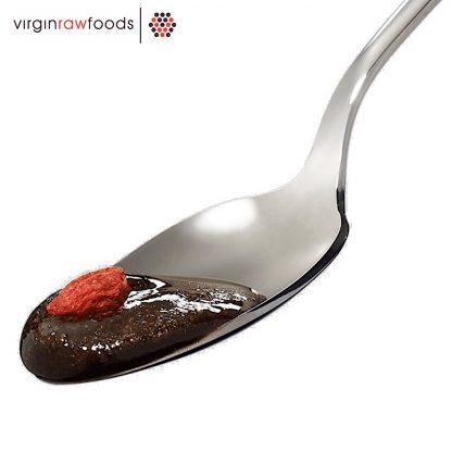 バージンローフーズ ビーパナシア スプーン-20種類の厳選したスーパーフードや漢方がぎっしり