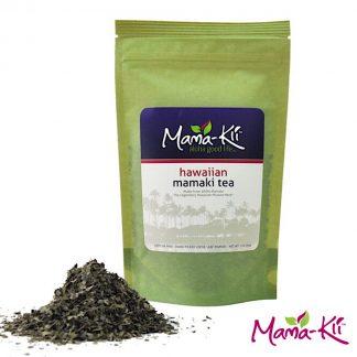 ハワイアン ママキティー(茶葉タイプ)-栄養豊富なオーガニック ハワイアンハーブティー