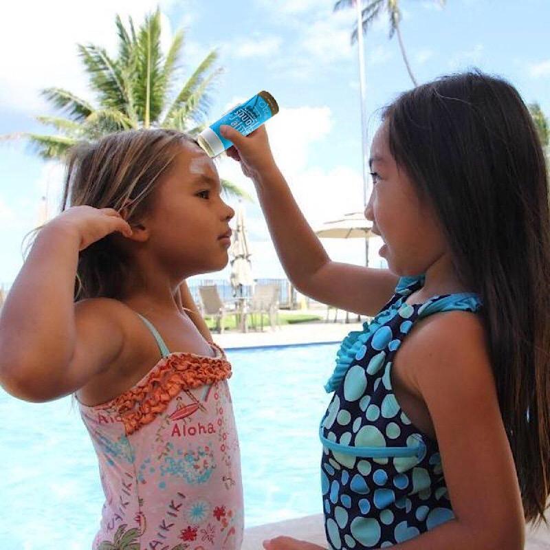 リトルハンズハワイ サンスクリーン-子供も安心-環境にも優しいナチュラルな日焼け止め
