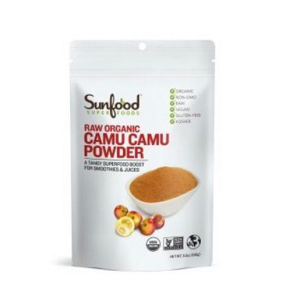 サンフード オーガニック カムカムパウダー100g ビタミンC含有量が世界一の植物