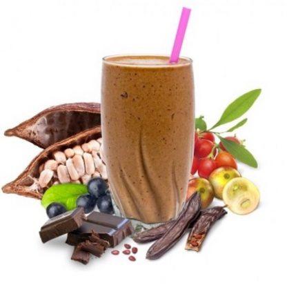 サンフード スーパーフードチョコレートスムージーミックスimage-まるでチョコレートスムージーのようなオーガニックスーパーフードミックス!