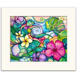 ハワイ在住画家コリーンウィルコックスの人気絵画
