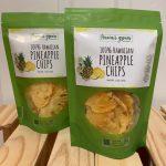 サブライムのみで買えるレアアイテム。パリパリ大人気!食感のパイナップルチップス