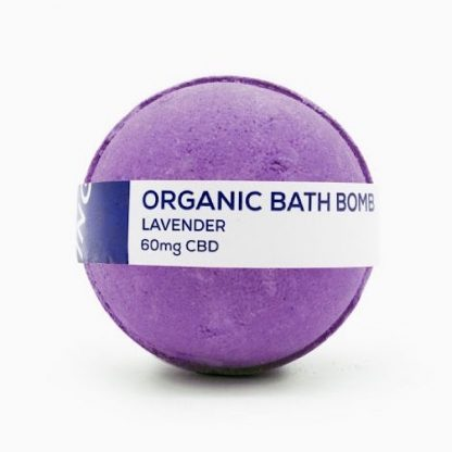 皮膚からCBDを摂取できる入浴剤タイプのCBD。ラベンダーの香り