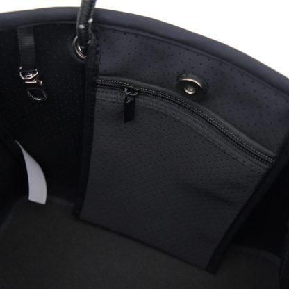 ウィローベイのネオプレントートバッグ、ミニサイズ