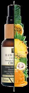 特別SALE【14%OFF!】ハワイで育ったオーガニックフルーツとハチミツ入りの美味しいCBDオイル